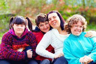 Developmentally Disabled Children >> Access Intellectual Developmental Disability